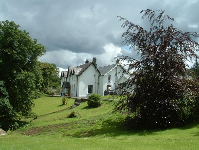Muxnaw Lodge