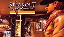 Our Latest Great Place To Eat - Texas Steakout