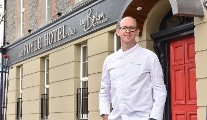 Our Latest Great Place To Stay & Eat - The Foyle Hotel By Chef Brian McDermott