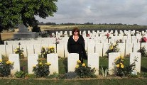 WW1 - FINDING BILLY MORRIS IN THE SOMME