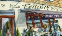 Restaurant Review - Fellini's