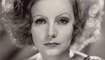 Greta Garbo at Newbridge Silverware