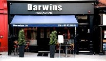 Our Latest Great Place To Eat - Darwin's Restaurant