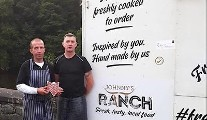Our Latest Great Place To Eat - Johnny's Ranch