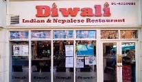 Our Latest Great Place to Eat - Diwali Indian & Nepalese