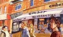 Restaurant Review - Ember
