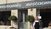 Ardmore Open Farm, Brigid Shelly Gallery, White Horses Restaurant