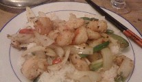 Salt & Chilli Prawns