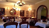 RESTAURANT REVIEW - RINUCCINI