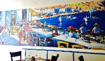 Our Latest Great Place To Eat - Mykonos Taverna