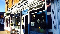 Our Latest Great Place To Eat - Green Man Wines