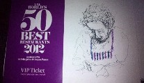 World's 50 Best Restaurants 2012