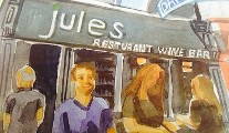 Restaurant Review - Jules