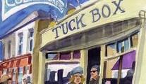 Restaurant Review - TUCKBOX