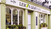 Our Latest Great Place to Eat - Lemon Leaf Cafe