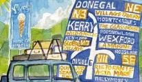 Lucinda in Ireland's Holiday Hotspots