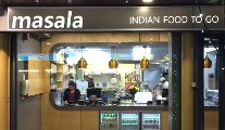 Our Latest Great Place To Eat - Masala: Indian Food To Go