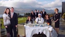 Hospitality ascends to new heights at Aghadoe