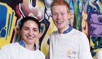 Elena Arzak Judges at Eurotoques Young Chef of the Year 2013