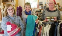 3 Ladies of Kinsalebeg - Food and Craft
