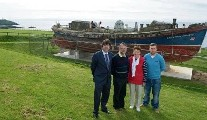 The Mary Stanford returns to Ballycotton