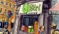 Restaurant Review - Street Food