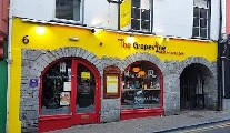 Our Latest Great Place To Eat - The Grapevine Wine & Tapas Bar