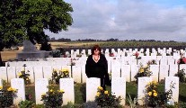 LUCINDA IN FLANDERS FIELDS