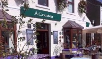 A Caviston's Greystones now open for Dinner