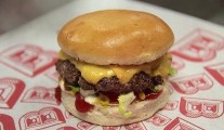 Meet the guy behind the Bunsen Burger