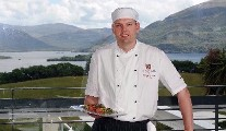 New Head Chef at Aghadoe Heights Hotel & Spa