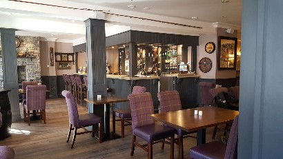 Ramblers Bar & Restaurant @ The Nesbitt Arms Boutique Hotel