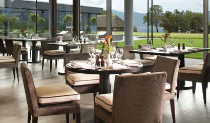 Brasserie & Panorama Restaurants at The Europe Hotel Killarney