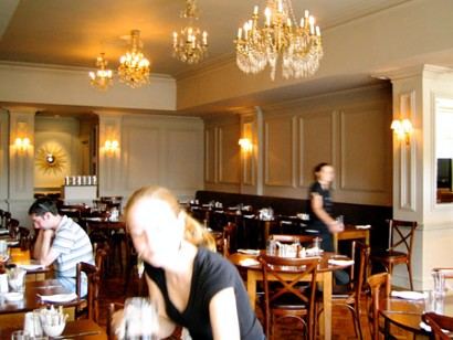 Club Brasserie, The
