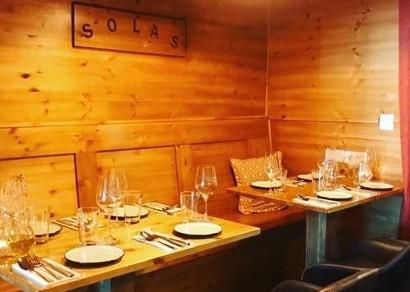 Solas Tapas Bar