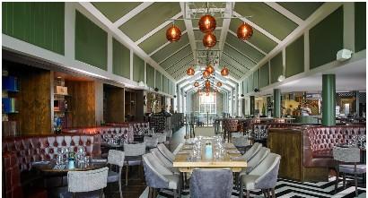 The Grill & Bar @ The Lyrath Estate Hotel