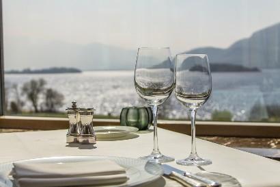 The Panorama Restaurant at The Europe Hotel & Resort