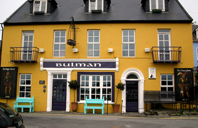 Toddies Restaurant & Bulman Bar
