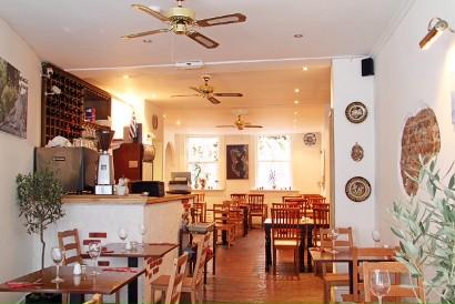 Lucinda Osullivans Ireland Corfu Greek Restaurant